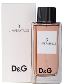 079 Версия Dolce&Gabbana Anthology L`Imperatrice 3