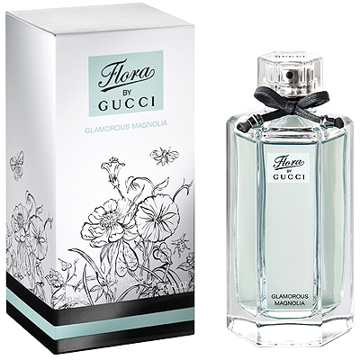 117 Версия Gucci - Flora by Gucci Glamorous Magnolia