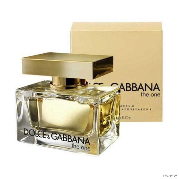 082 Версия Dolce&Gabbana THE ONE