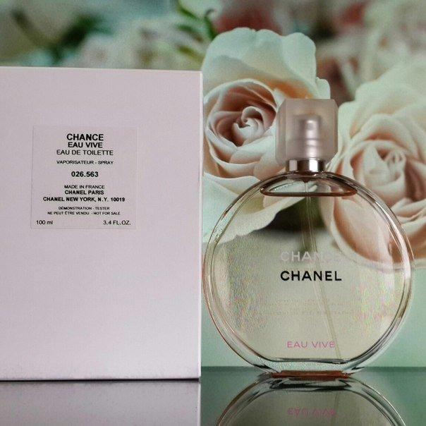 046 Версия Chanel - Chance eau Vive