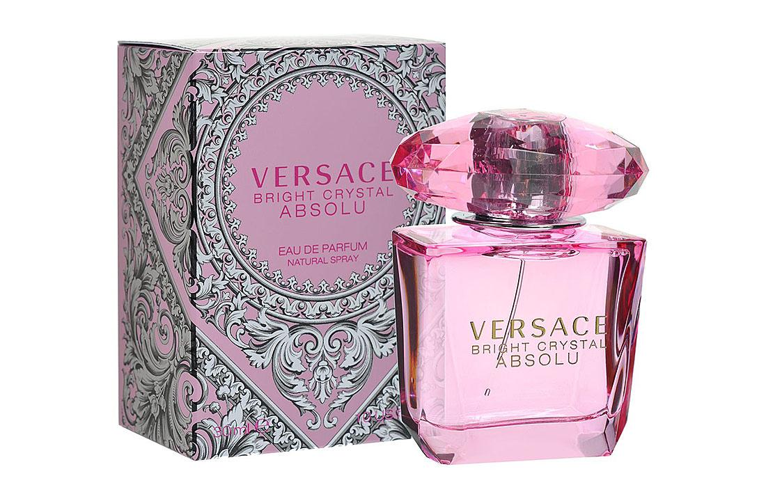 358 Версия Versace Bright Crystal Absolu